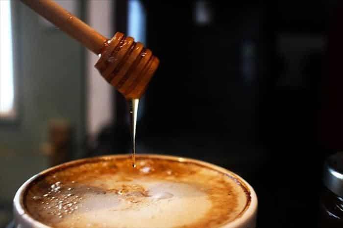 コーヒーに はちみつダイエット!効果・効能と美味しい作り方
